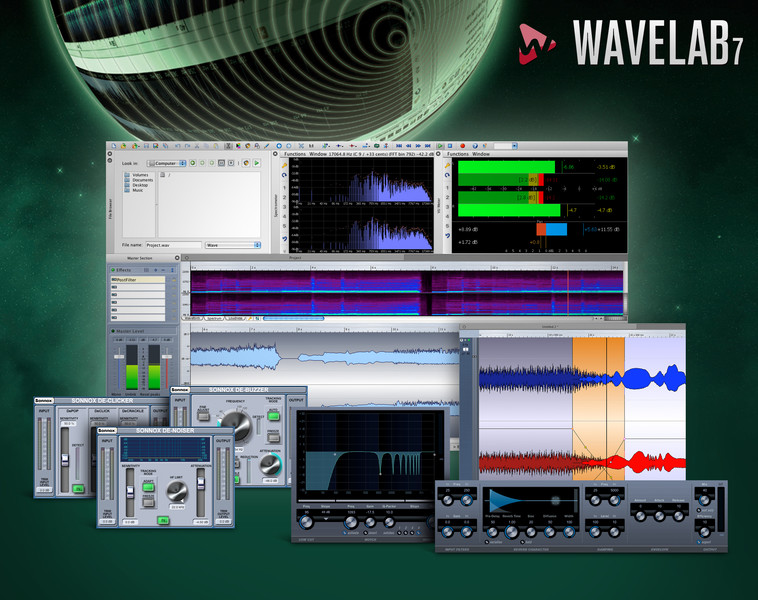 wavelab 7 download