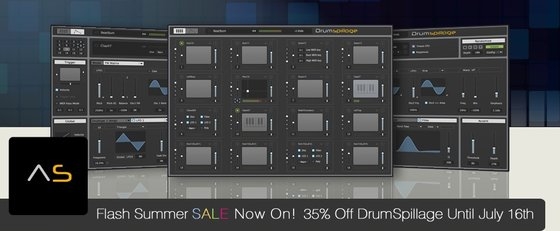 AudioSpillage Summer Sale