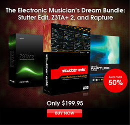 Cakewalk Electronic Musician's Dream Bundle