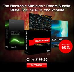 Cakewalk Electronic Musician's Dream Bundle
