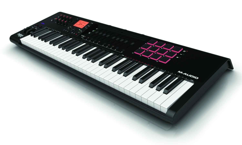 m audio axiom a i r keyboard controller series announced. Black Bedroom Furniture Sets. Home Design Ideas