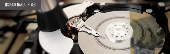 New Sound Lab Hard Drives