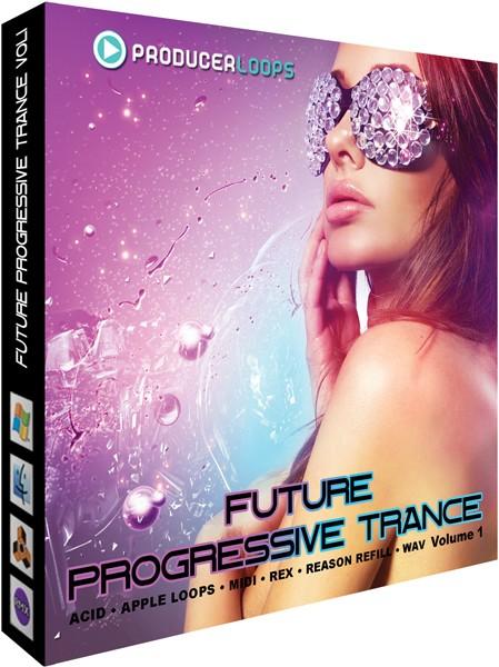 prog trance samples