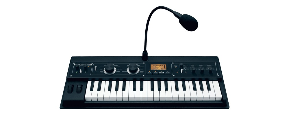 korg microkorg xl synthesizer vocoder 10th anniversary limited edition models. Black Bedroom Furniture Sets. Home Design Ideas