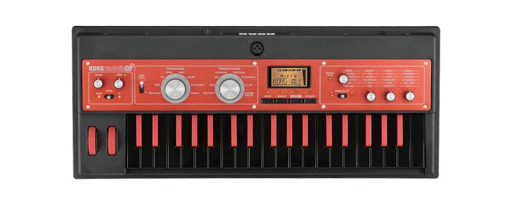 Korg MicroKorg XL+ synthesizer/vocoder + 10th Anniversary