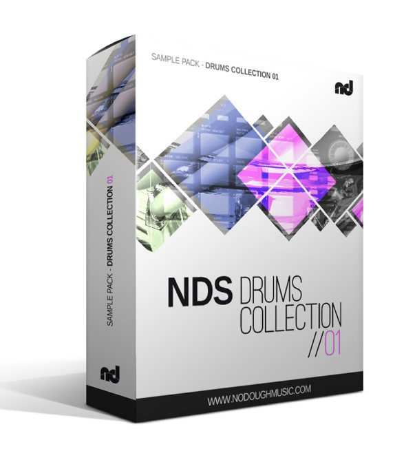 No dough samples ndsdc 01 drums collection 01 sample pack for Classic house sample pack