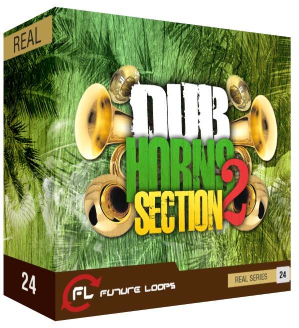 Future Loops Dub Horns Section 2 Dub & Reggae brass loops