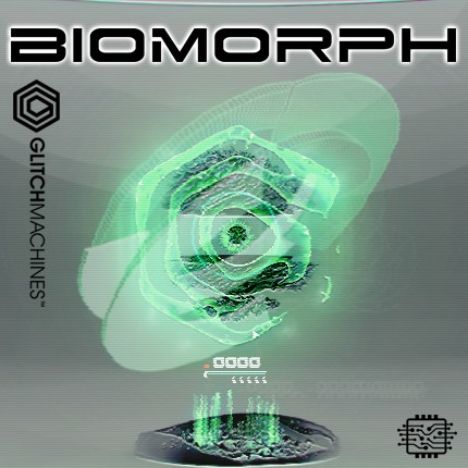 Glitchmachines Biomorph Alien Sci-Fi sound effects library +