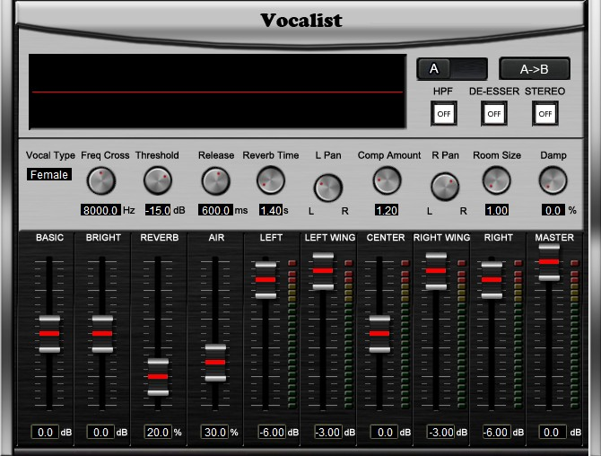 Vocal Effect Program : sound magic vocalist effect plugin for windows ~ Hamham.info Haus und Dekorationen