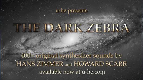 u-he The Dark Zebra