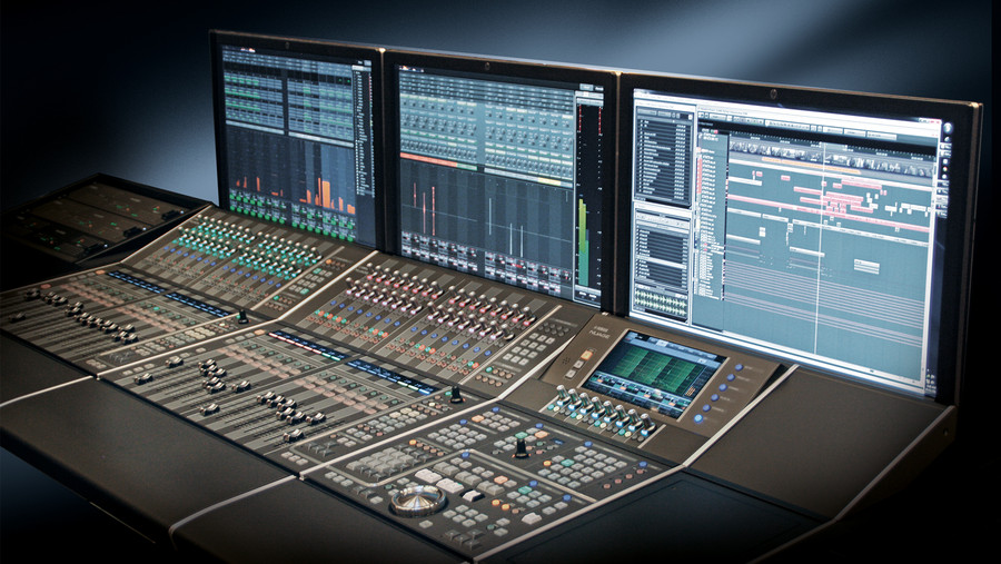 Yamaha And Steinberg Nuage Integrated Audio Production System