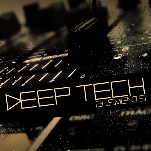 Producer pack deep tech elements for 90s deep house