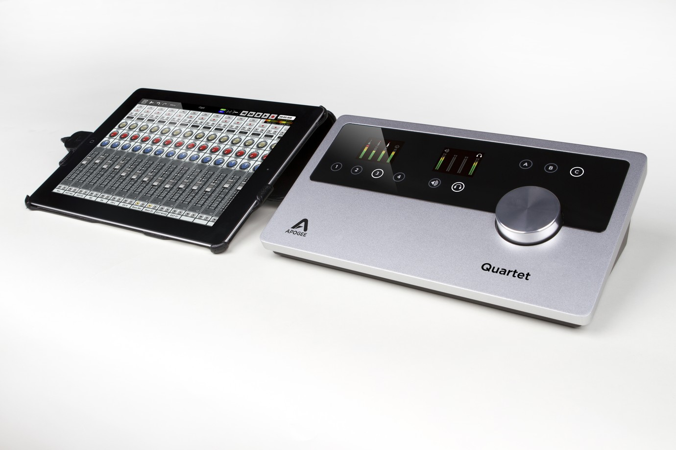 apogee one duet quartet audio interfaces updated with ipad mac support and more. Black Bedroom Furniture Sets. Home Design Ideas