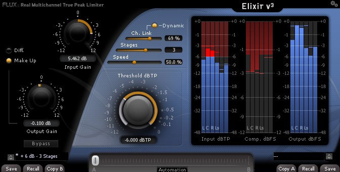 Flux Elixir and BitterSweet effect plugins to v3 incl AAX