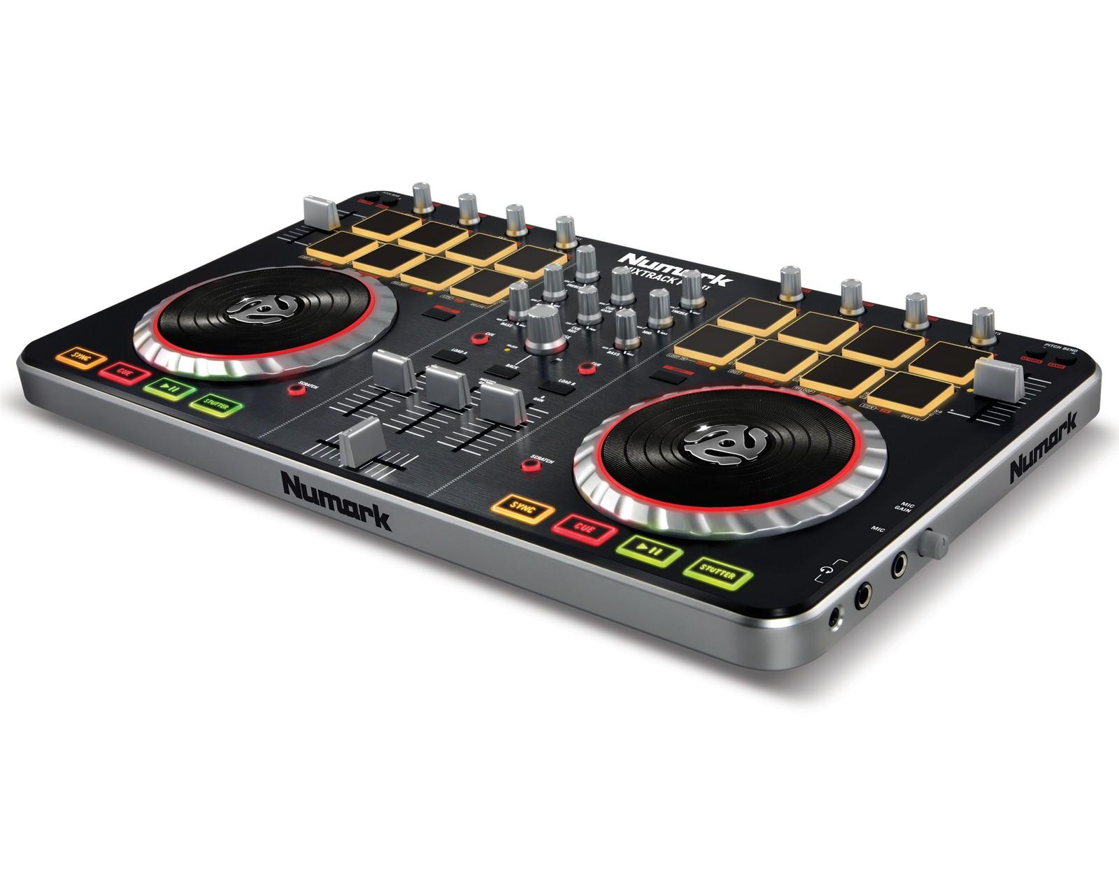 Numark Mixtrack Pro Ii : numark mixtrack pro ii dj controller introduced ~ Hamham.info Haus und Dekorationen