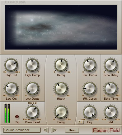 Quikquak Fusion Field Diffusion Reverb Updated To V3 30