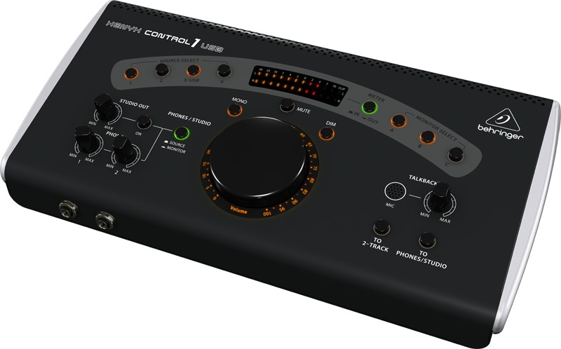 Behringer Xenyx CONTROL1USB control center & audio interface shipping