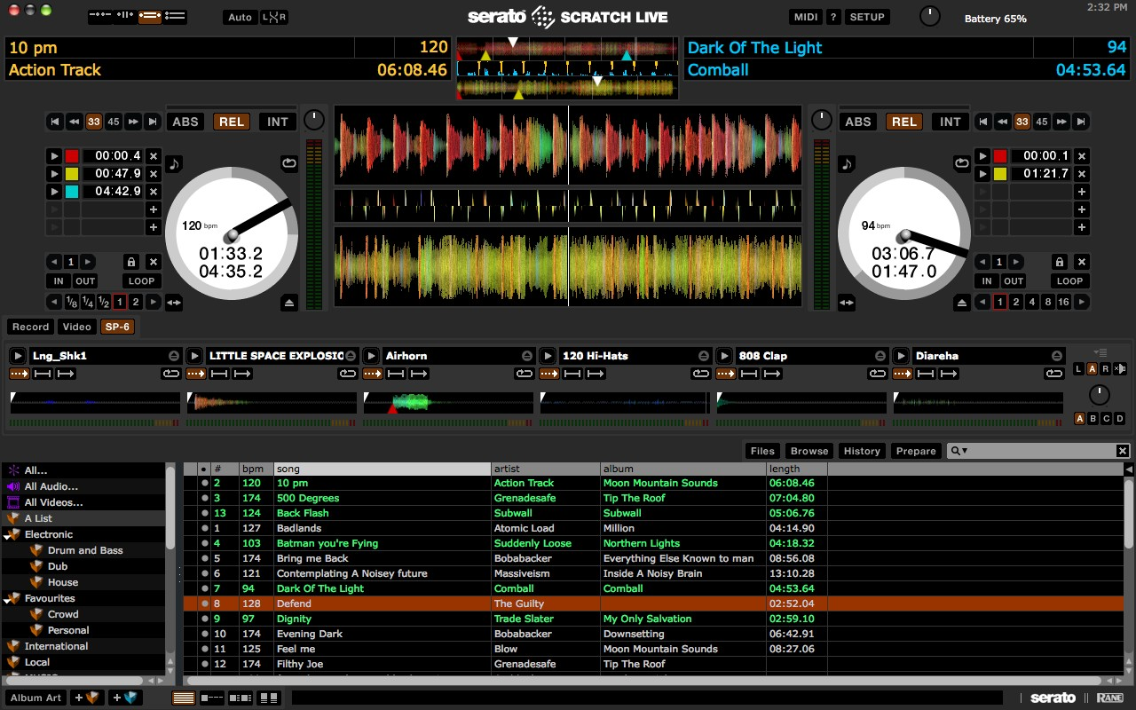 Serato Scratch Live Dj Software Updated To V2 4 4