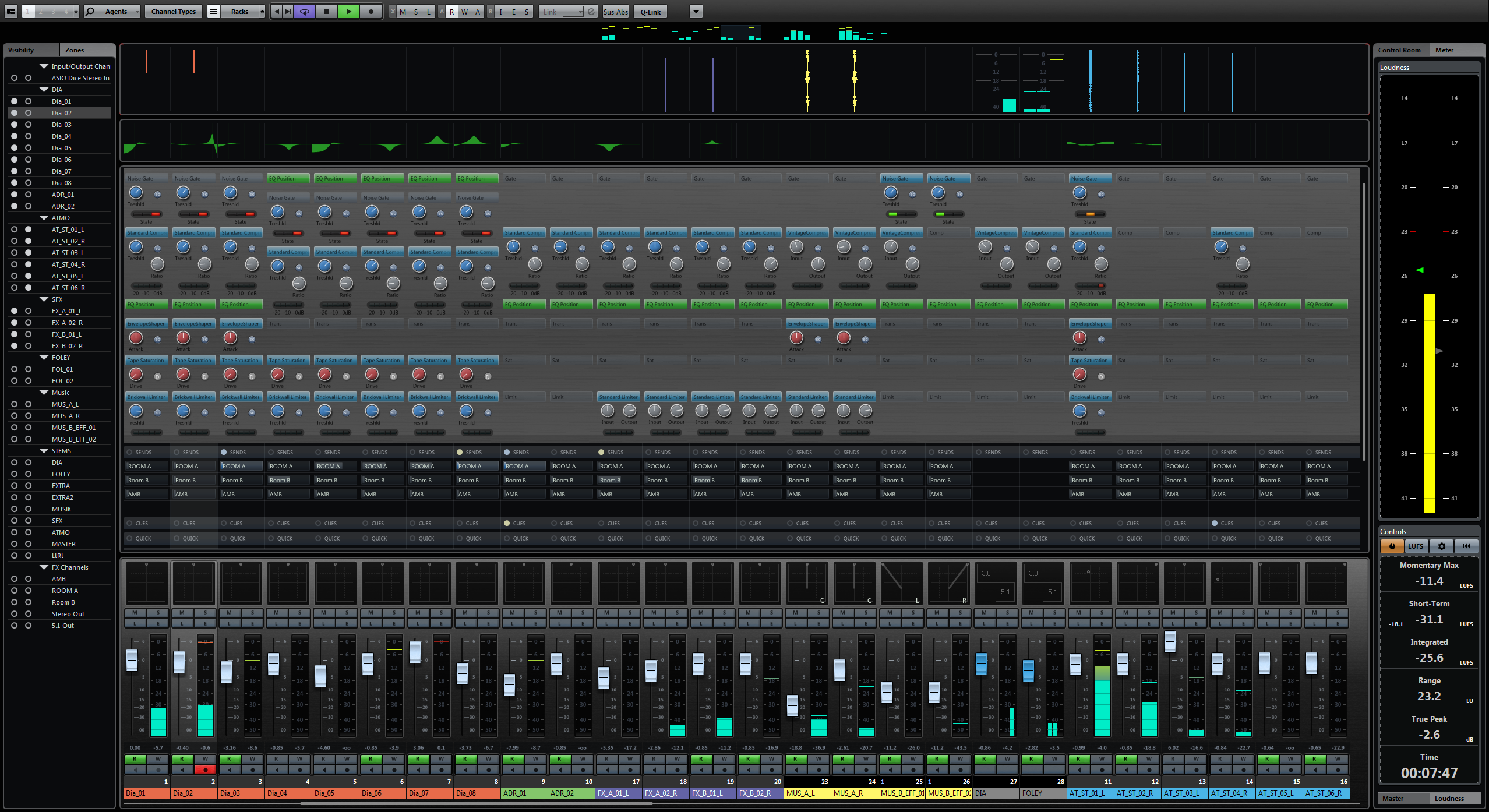 Steinberg Nuendo 6 post and audio production software released