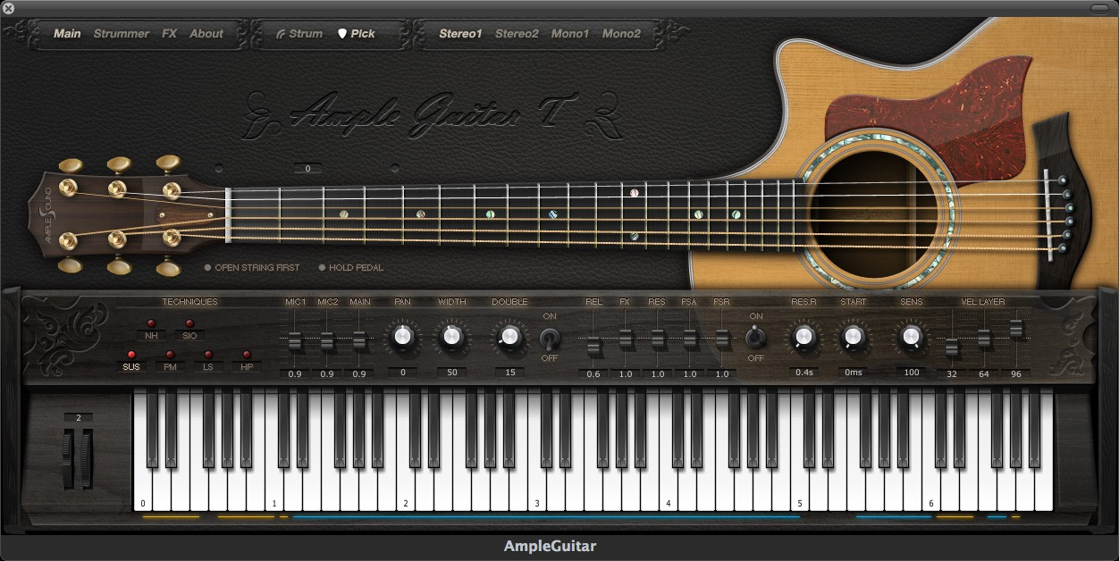 ample sound ample guitar t virtual taylor 714 acoustic guitar instrument. Black Bedroom Furniture Sets. Home Design Ideas