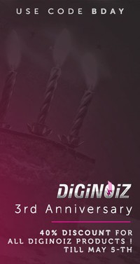 Diginoiz Anniversary Sale