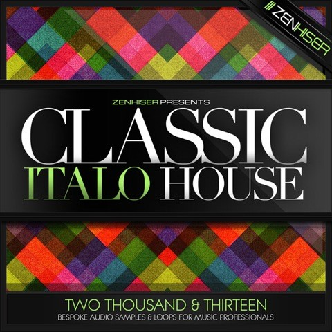 Zenhiser classic italo house kick free techno revolution for Classic house sample pack