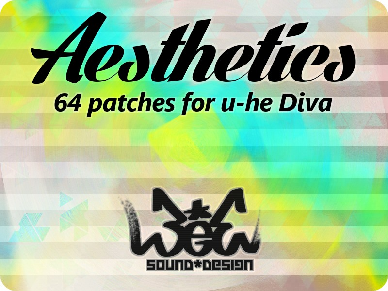 3ee sound design aesthetics soundset for u he diva - U he diva ...