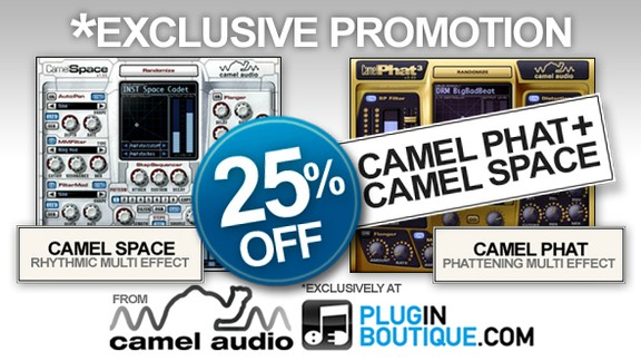 camel audio camelspace