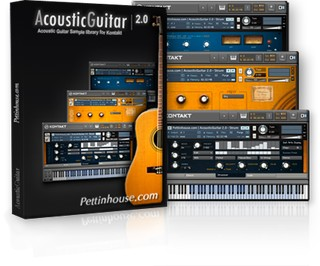 Pettinhouse AcousticGuitar