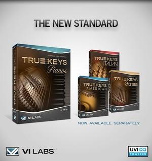 VI Labs True Keys Singles