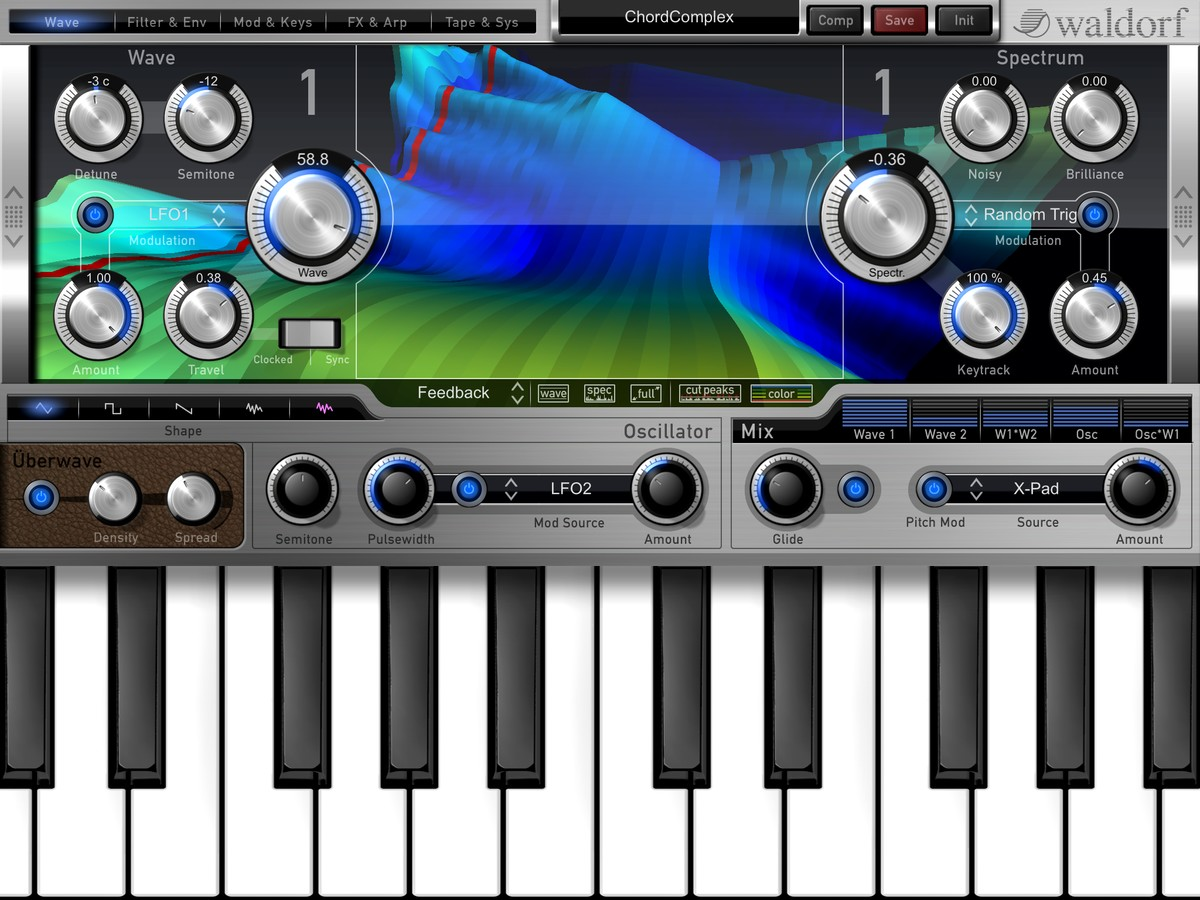 Waldorf Synth App Per Ipad // teiguethercont ml