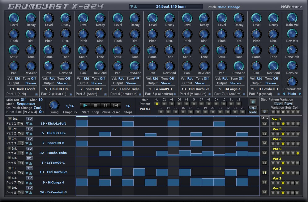 Drum Machine Plugin Pro Tools : h g fortune drumburst x 824 free drum machine plugin for pc ~ Vivirlamusica.com Haus und Dekorationen