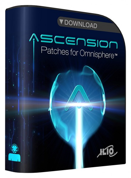 Ilio Ascension for Spectrasonics Omnisphere at Time+Space