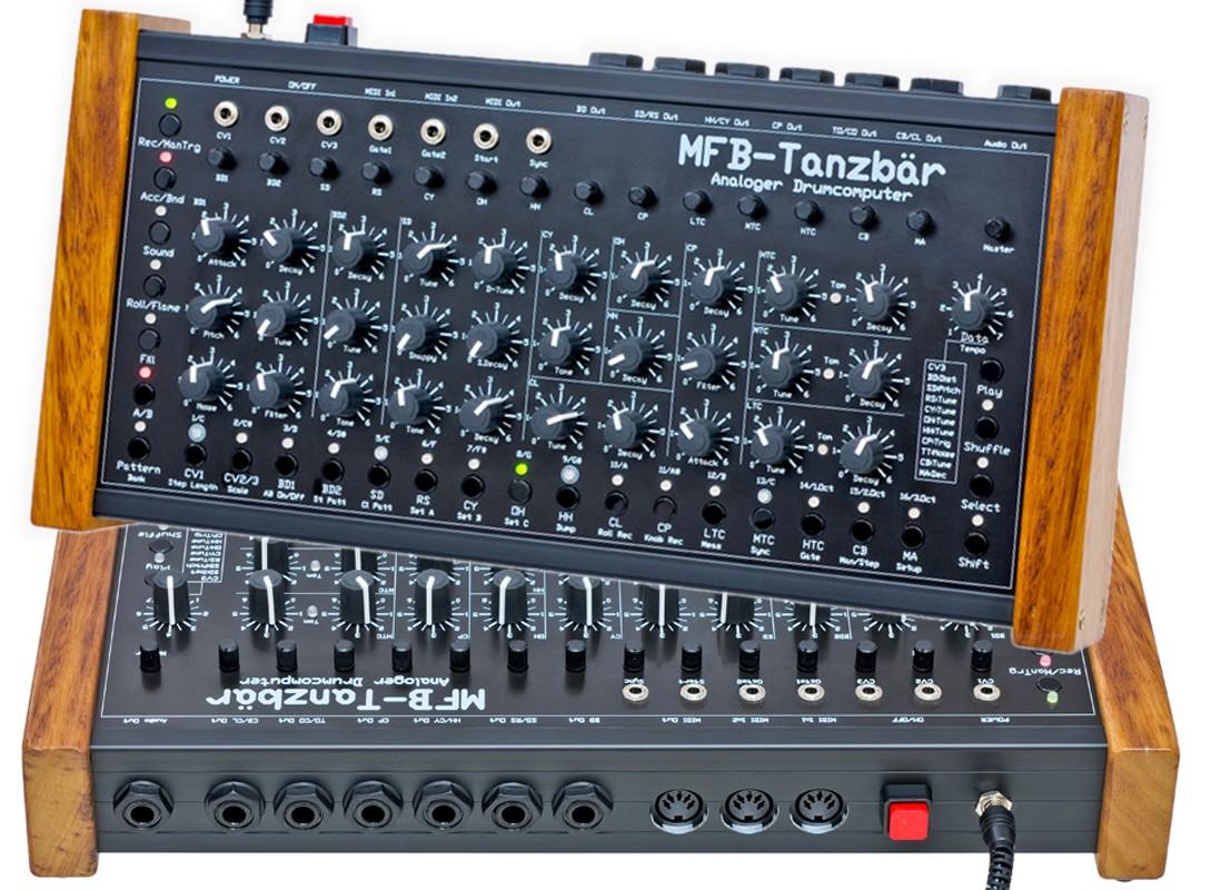 tanzbar drum machine