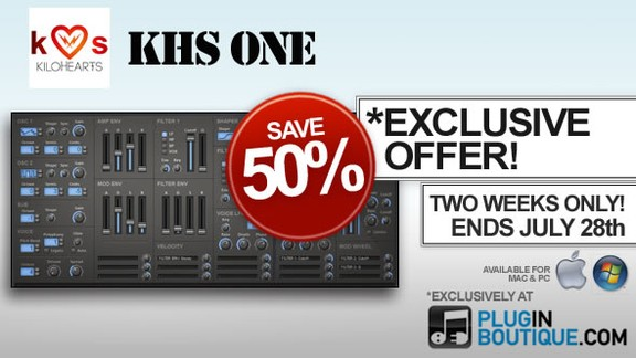 kHs ONE at Plugin Boutique