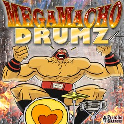 PlugInGuru MegaMacho Drums