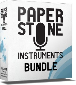 VST Buzz Paper Stone Instruments Bundle
