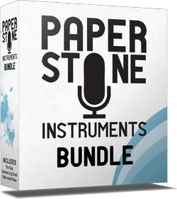 VST Buzz Paper Stone Instruments Bundle