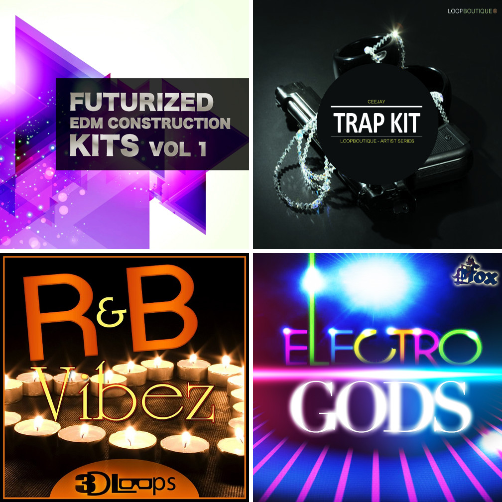 how to sell sample packs online