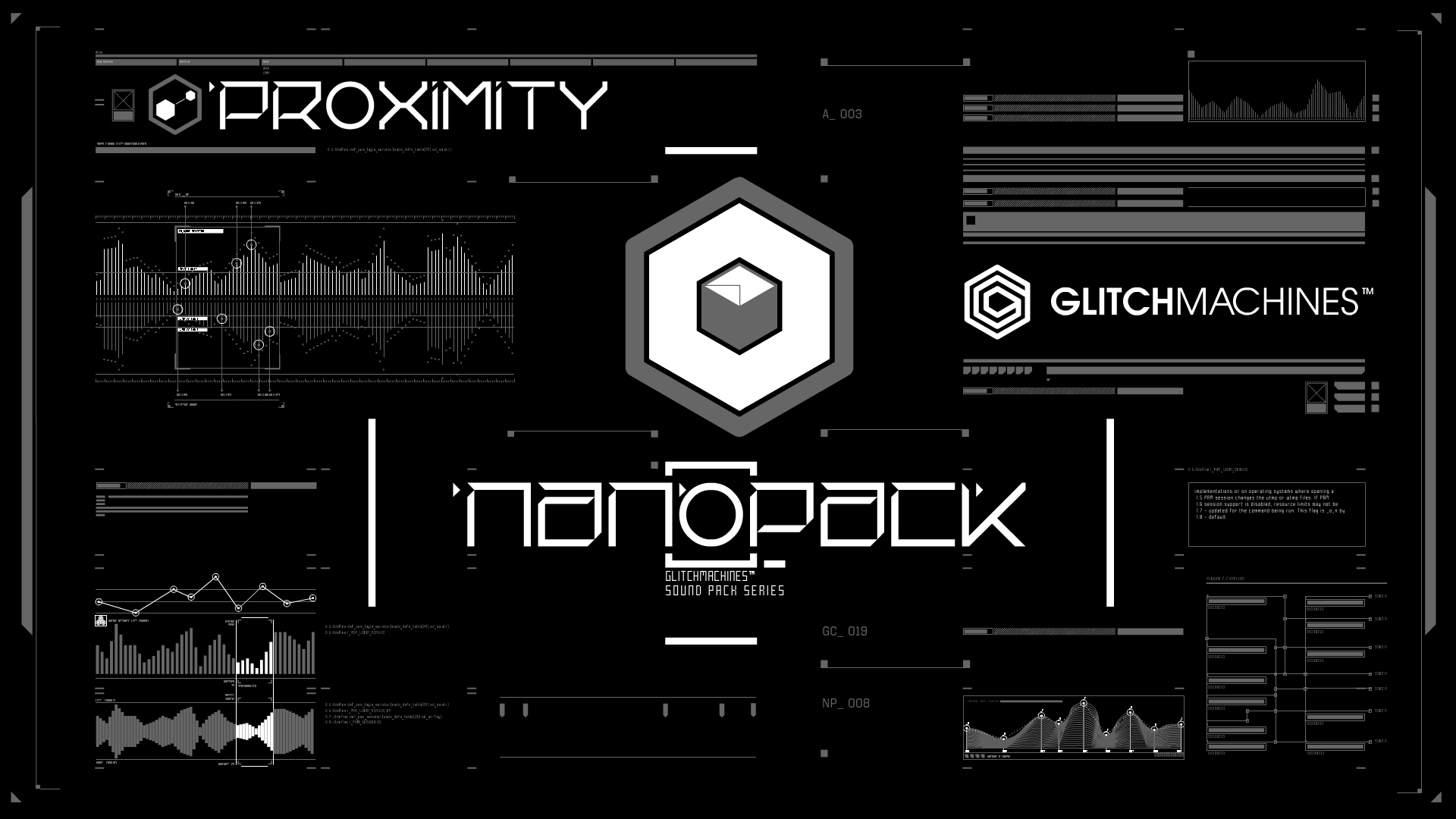 glitchmachines proximity free modular synth sound effects pack. Black Bedroom Furniture Sets. Home Design Ideas