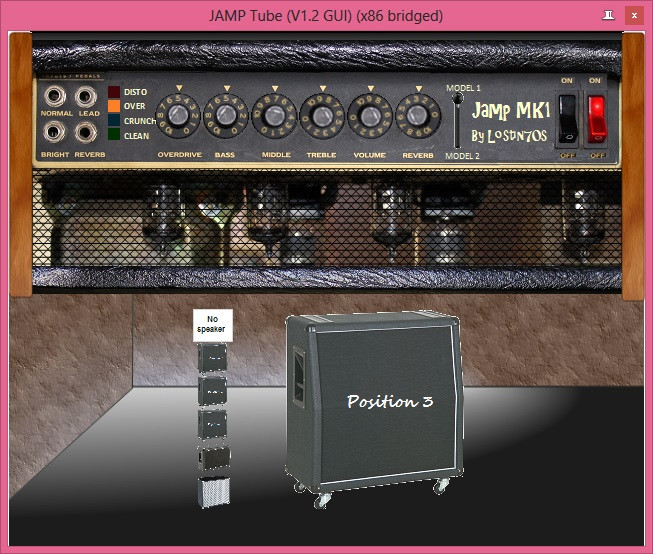 lostin70s jamp mk1 freeware guitar amp vst plugin for windows. Black Bedroom Furniture Sets. Home Design Ideas