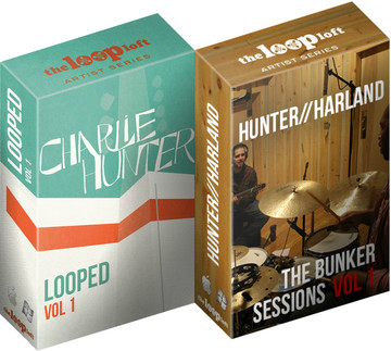 The Loop Loft Charlie Hunter & Eric Harland packs