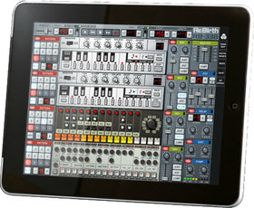 Propellerhead ReBirth for iPad