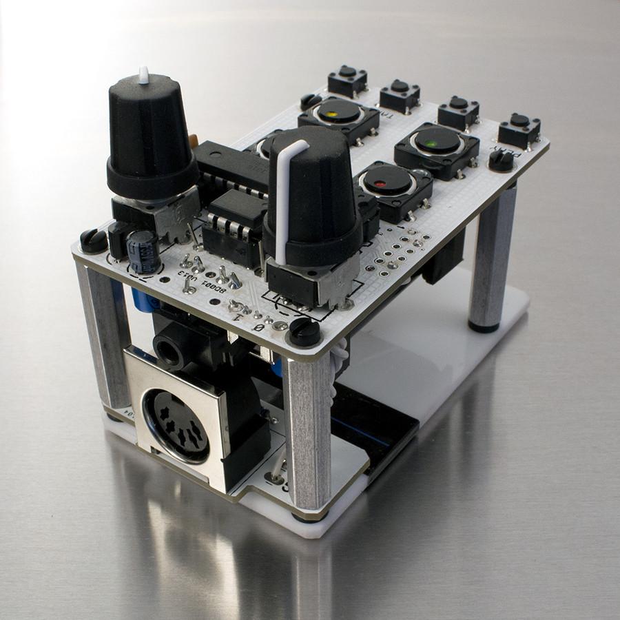 Bleep labs the drum arduino based machine gets