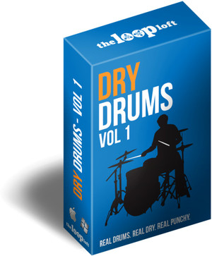 Loop Loft Dry Drums Vol 1