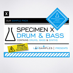 Loopmasters DLR Specimen A Drum & Bass
