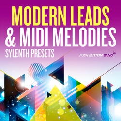 Modern Lead & MIDI Melodies