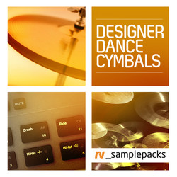 rv_samplepacks Designer Dance Cymbals
