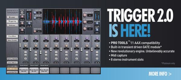 Steven Slate Trigger : slate digital trigger drum replacement plugin updated to v2 0 ~ Hamham.info Haus und Dekorationen