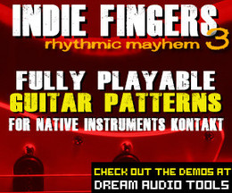 Indie Fingers 3 Rhythmic Mayhem